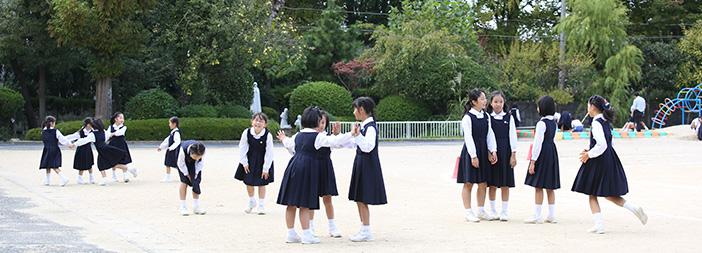 小学校の一日