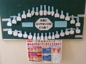 s-歯の衛生週間①