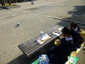 s-大阪城公園①