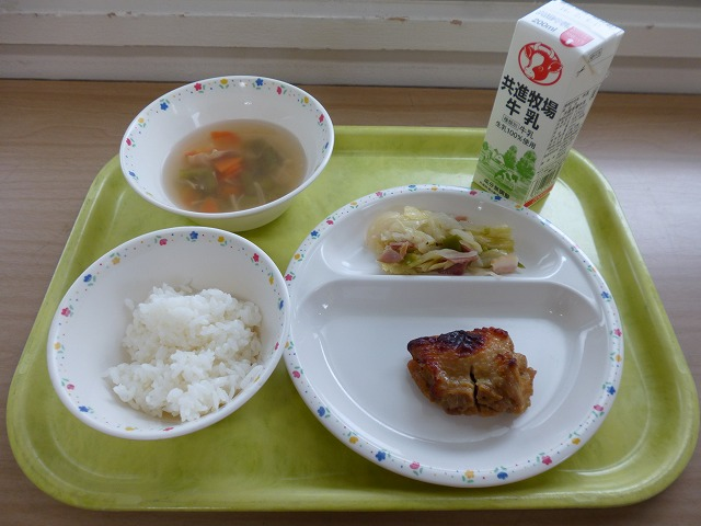 s-本日の給食(2月1日)