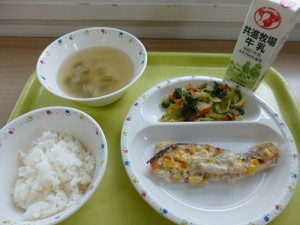 s-本日の給食(3月2日)